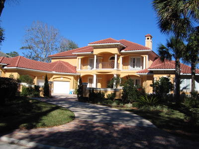 Ponte Vedra Beach Single Family Home For Sale: 24600 Harbour View Dr