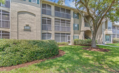 Ponte Vedra Beach Condo For Sale: 800 Ironwood Dr #827