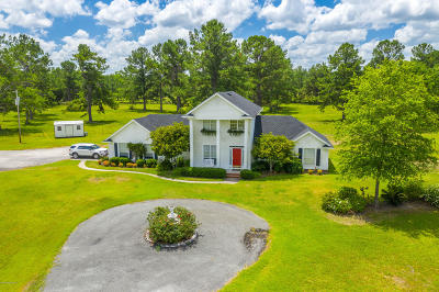 Macclenny Single Family Home For Sale: 7749 Tg Farm Ln