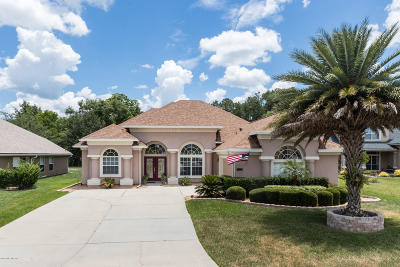 Murabella Single Family Home For Sale: 2832 S Portofino Rd