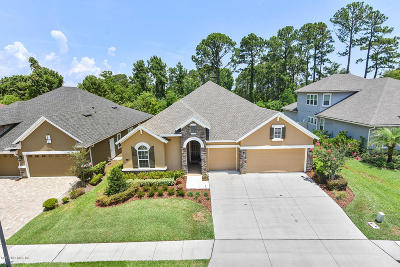 Jacksonville Single Family Home For Sale: 3512 Crossview Dr