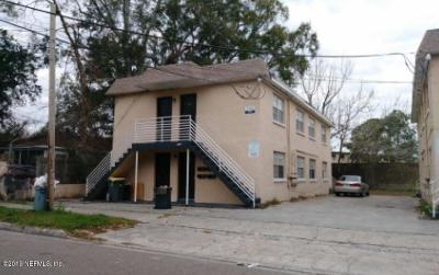 Jacksonville Multi Family Home For Sale: 1823 W 6th St