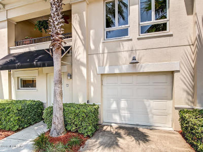 Jacksonville Beach Condo For Sale: 525 3rd St #209
