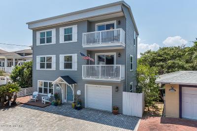 Atlantic Beach Single Family Home For Sale: 1892 Beach Ave
