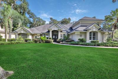 Ponte Vedra Beach Single Family Home For Sale: 100 Strong Branch Dr