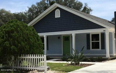 Fernandina Beach Single Family Home For Sale: 704 S 12th St