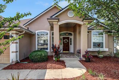 St Augustine Single Family Home For Sale: 2608 Snail Kite Ct