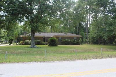 Single Family Home For Sale: 11878 Fayal Dr