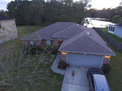 Jacksonville Single Family Home For Sale: 2518 Britney Lakes Ln