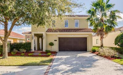 Jacksonville Single Family Home For Sale: 3841 Catania Pl