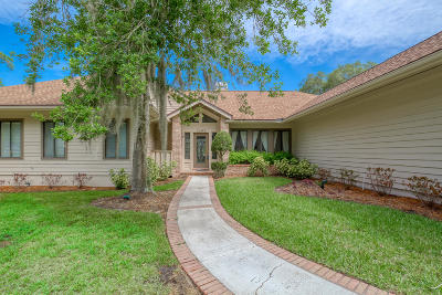 Ponte Vedra Beach Single Family Home For Sale: 3293 Old Barn Rd