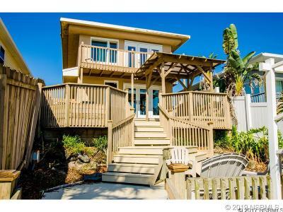New Smyrna Beach Single Family Home For Sale: 2703 Hill Street