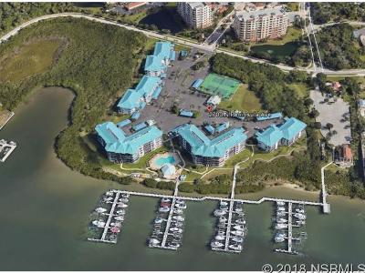 New Smyrna Beach Single Family Home For Sale: 2700 Peninsula Ave #214