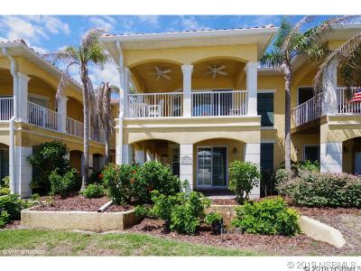 New Smyrna Beach Single Family Home For Sale: 2974 Atlantic Ave