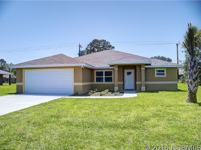 Edgewater Single Family Home For Sale: 3404 Pine Tree Drive