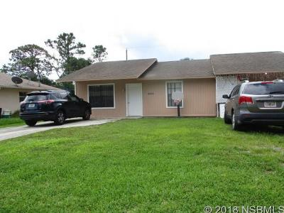 Edgewater Multi Family Home For Sale: 2702 India Palm Dr