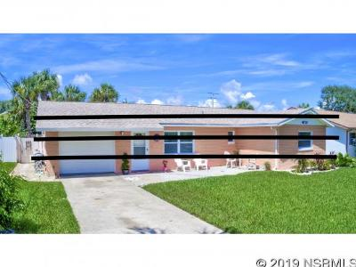 Ponce Inlet Single Family Home For Sale: 4720 Dixie Dr.