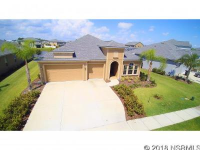 Port Orange Single Family Home For Sale: 6860 Forkmead Ln