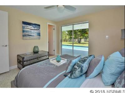 New Smyrna Beach FL Single Family Home For Sale: $439,000