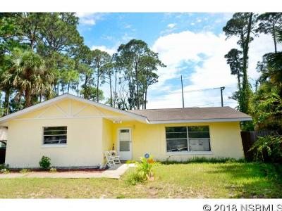 Edgewater Single Family Home For Sale: 2821 India Palm Dr
