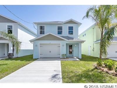Port Orange Single Family Home For Sale: 5133 Pineland Ave