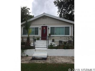 Port Orange Single Family Home For Sale: 205 Orchard St