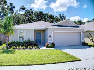 Edgewater Single Family Home For Sale: 158 Fishermans Cove Drive