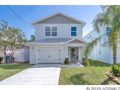 Port Orange Single Family Home For Sale: 5131 Pineland Ave