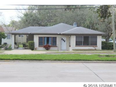 Port Orange Single Family Home For Sale: 4374 Ridgewood Ave