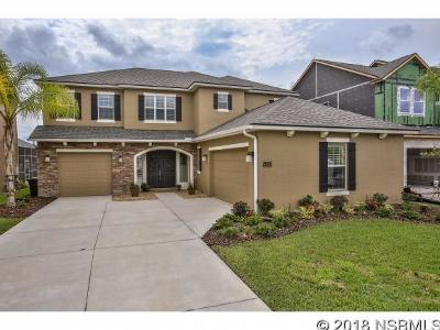 Port Orange Single Family Home For Sale: 6824 Forkmead Ln