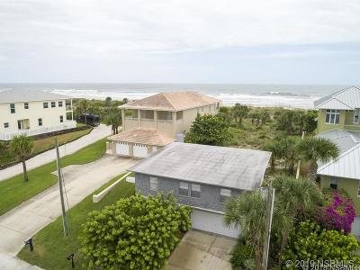 New Smyrna Beach Single Family Home For Sale: 1425 Atlantic Ave