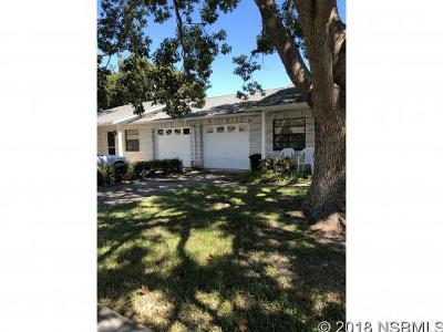 Edgewater Single Family Home For Sale: 309 & 311 Sea Hawk Court