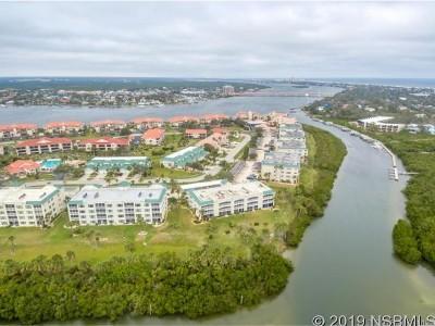 New Smyrna Beach Single Family Home For Sale: 420 Bouchelle Dr #204
