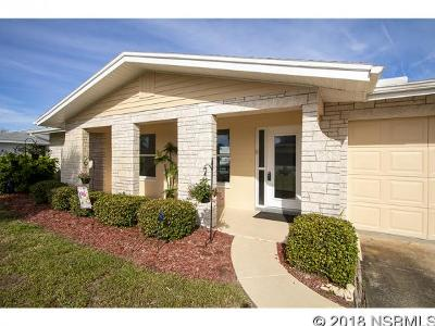 Ponce Inlet Single Family Home For Sale: 116 Anchor Dr