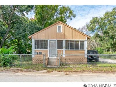 New Smyrna Beach FL Multi Family Home For Sale: $199,000