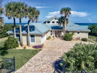 Ponce Inlet Single Family Home For Sale: 4707 Atlantic Ave.