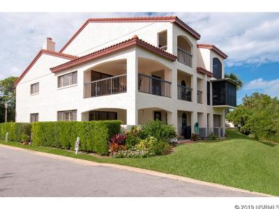 New Smyrna Beach Single Family Home For Sale: 137 Marina Bay Dr