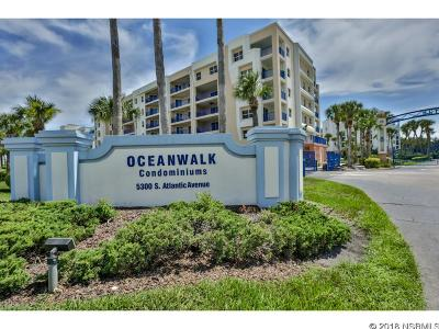 New Smyrna Beach Single Family Home For Sale: 5300 Atlantic Ave #9-602