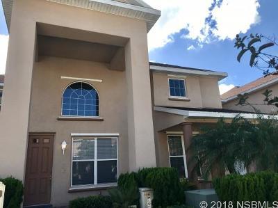 New Smyrna Beach FL Single Family Home For Sale: $239,900
