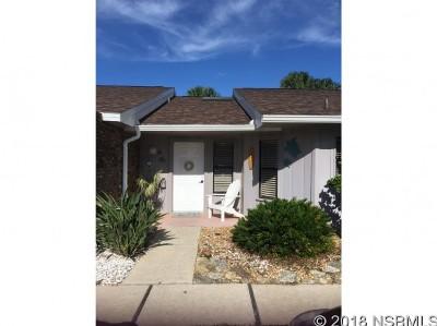 New Smyrna Beach FL Single Family Home For Sale: $219,500