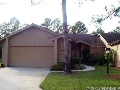Port Orange Single Family Home For Sale: 1915 Sprucewood Way #50