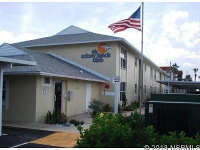New Smyrna Beach Single Family Home For Sale: 4225 Atlantic Ave #141