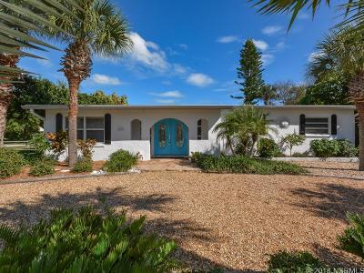 New Smyrna Beach Single Family Home For Sale: 1223 Beacon Street