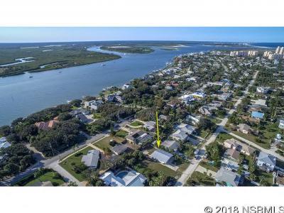 New Smyrna Beach Single Family Home For Sale: 1508 Beacon St