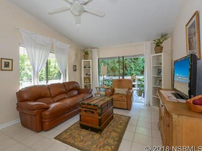 New Smyrna Beach Single Family Home For Sale: 4310 Atlantic Ave #4310