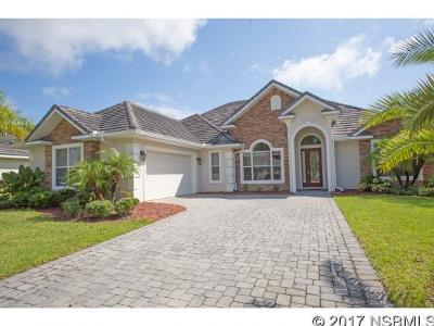 New Smyrna Beach FL Single Family Home For Sale: $399,000