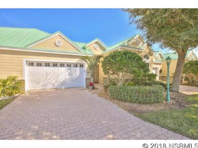 Ponce Inlet Single Family Home For Sale: 4617 Oak Hammock Ct.