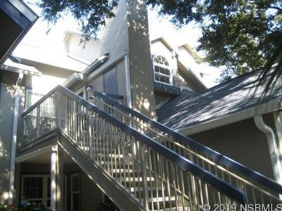 New Smyrna Beach Single Family Home For Sale: 4240 Sun Village Ct #12C