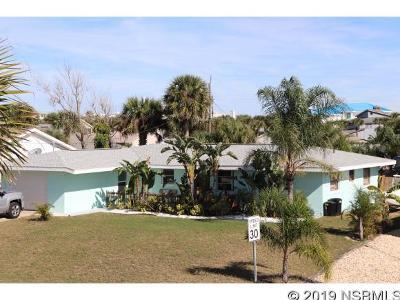 New Smyrna Beach Single Family Home For Sale: 4635 Katy Dr