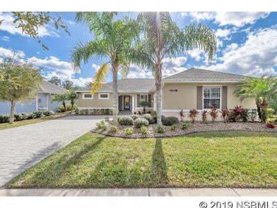 New Smyrna Beach Single Family Home Contingency: 3648 Pini Ave